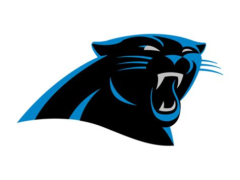 carolina panthers logo png transparent svg vector