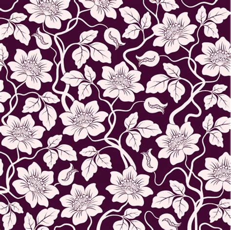 Free Stock Vector Beautiful Floral Background The