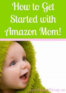 Amazon Mom: Save Big on Diapers, Wipes, & So Much More ...