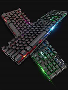 Hp Mechanical Gaming Keyboard Gk100 User Manual