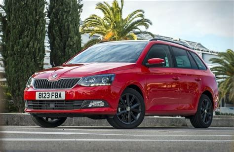 skoda fabia estate  car review honest john