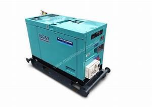 New 2019 Denyo Denyo 10kva Diesel Generator Kubota Engine