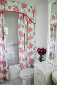 bathroom shower curtains Shower Curtains Up North Style | Interior Decorating