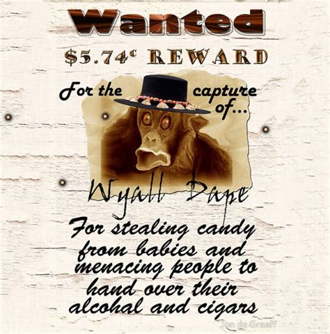 funny wanted posters  printable sample