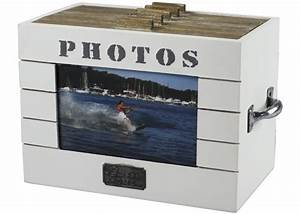 Filztasche Für Holz : fotobox home aufbewahrungsbox aus holz f r fotos mit tragegriffen ~ Markanthonyermac.com Haus und Dekorationen