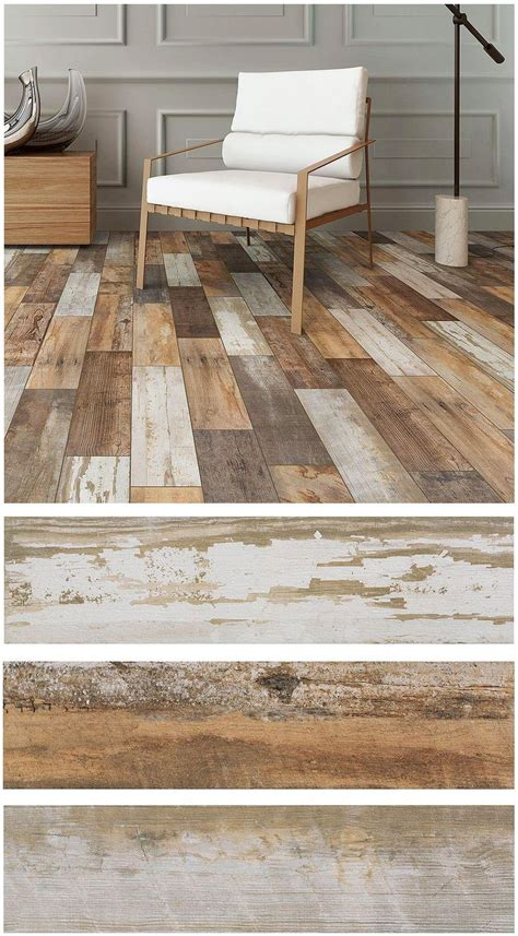 home depot reclaimed wood look tile 17 best ideas about wood tile shower on rustic