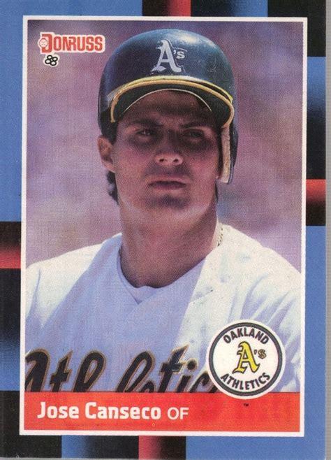 Jan 18, 2021 · 1990 bowman #460 jose canseco. 1988 Donruss Jose Canseco Baseball Card - Trading Cards