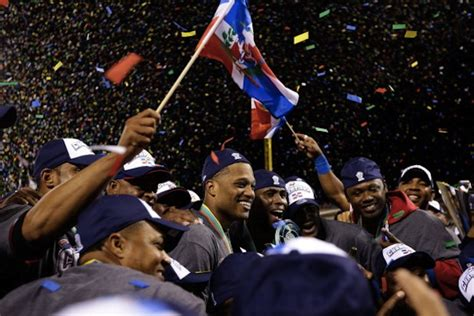 quick hits dominican republic wins  world baseball
