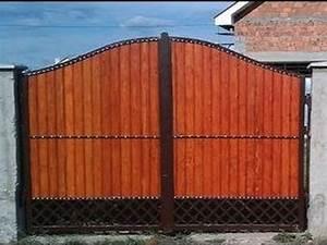Türen Selber Bauen : tor selber bauen tor und t ren selber bauen garagentor selber bauen youtube ~ Watch28wear.com Haus und Dekorationen