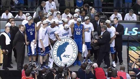 acc mens basketball championship trophy