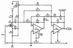 Ac to dc converter circuit diagram electronic circuit for Dc and ac circuits