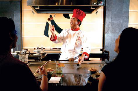 chef cuisine benihana restaurant teppanyaki style cuisine benihana