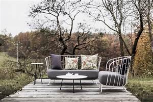 awesome salon de jardin canape table haute gallery With canapé 2 places plus fauteuil