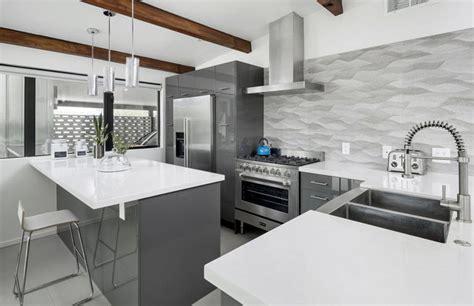 grey and white kitchen ideas 30 gray and white kitchen ideas designing idea