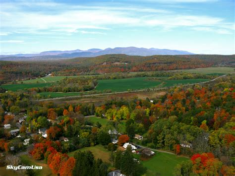 Aerial Photography Catskills