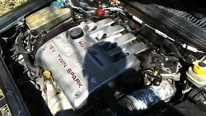 Alfa Romeo 156 2 0 Ts 2002 Strange Voice From Engine