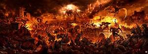 The meaning and symbolism of the word  Hell