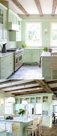 kitchen cabinets paint colors 25 Gorgeous Kitchen Cabinet Colors & Paint Color Combos ...
