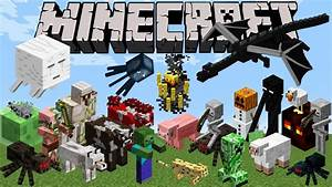 Images Of Minecraft Wallpaper Mobs