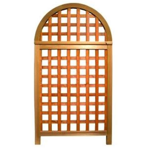 arched trellis home depot woodworking projects plans