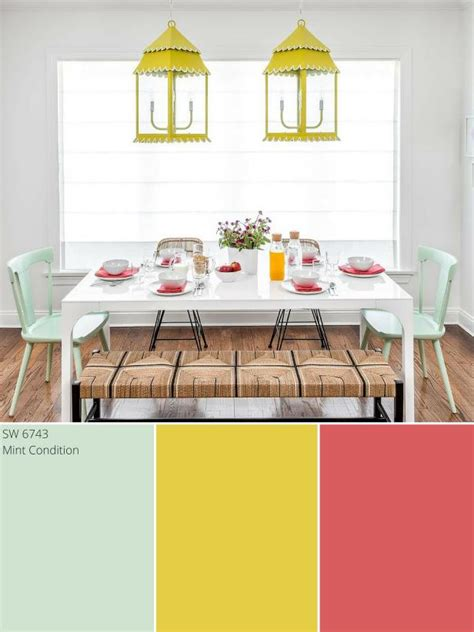 what colors go with mint green mint green color palette mint green color schemes hgtv
