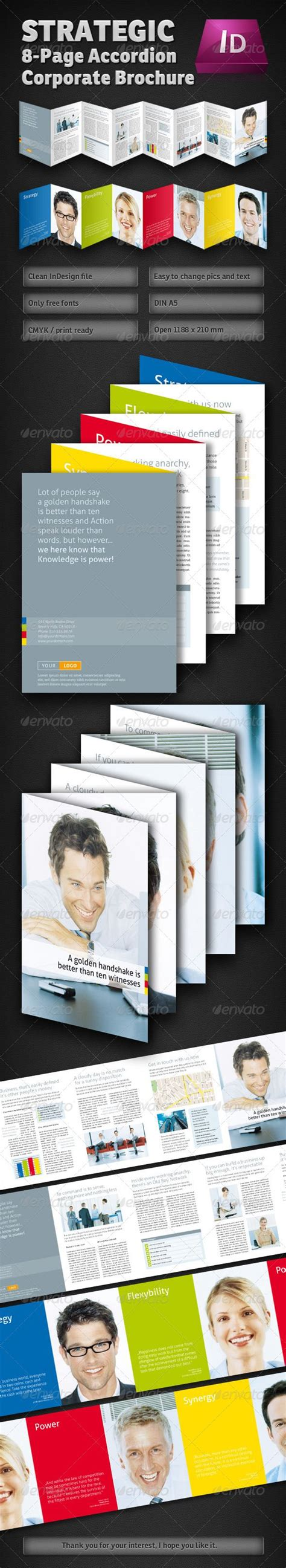 Accordion Brochure Templates Designtube Creative 25 Best Ideas About Accordion Fold On Small