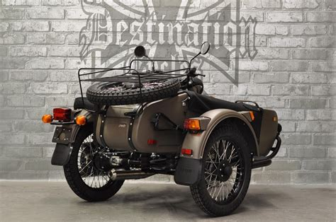 Gear Up Image by 2019 Ural Gear Up Od Green Sold