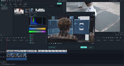 descargar filmora video editor  filehippocom