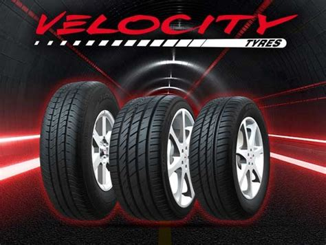 tiger wheel tyre introduces   velocity tread