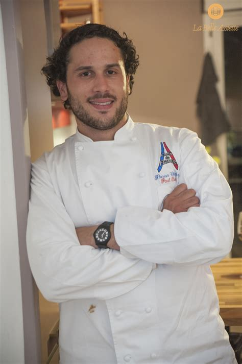 cours de cuisine bocuse 99ème chef validé par le jury florian chatelard la