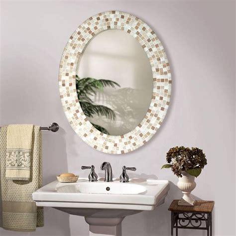 photo  decorative wall mirrors  bathrooms