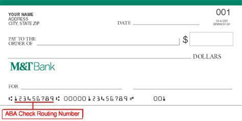 check transit number find your routing number help center m t bank