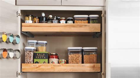 kitchen storage organization martha stewart