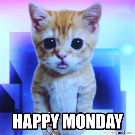 Happy Monday Meme - happy monday