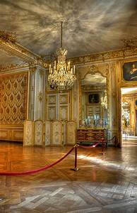 Forbidden, Room, In, The, Palace, Of, Versailles, Hdr