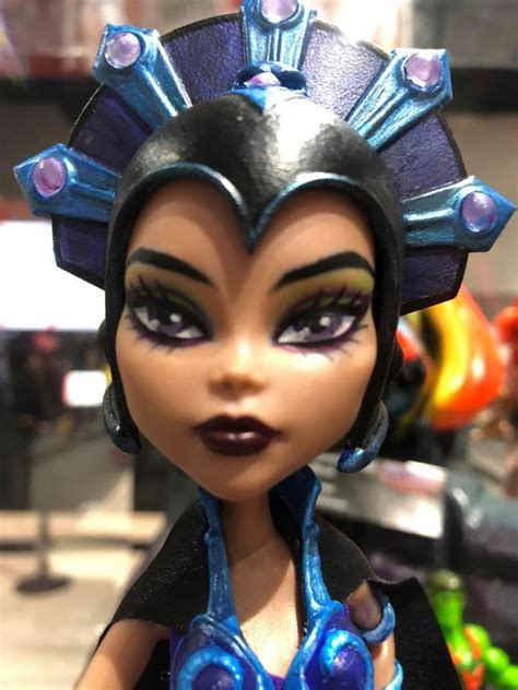 unofficial monster high checklist  creepiest cool