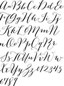 abc design tã rhopser me modern calligraphy alphabet sur