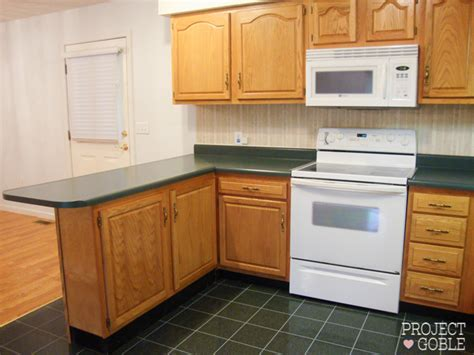 kitchen cabinets seal kitchen transformation white cabinets painted counters