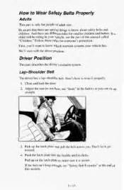 Chevy Astro 1997 Sliding Door Lock Problem Cannot Close It