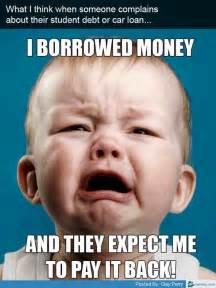 Funny Memes Student Loan