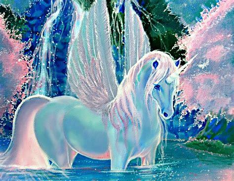 Animated Unicorn Wallpaper - free unicorn wallpaper and screensavers wallpapersafari