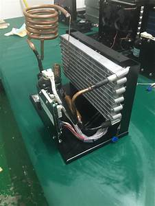 Condensing Unit With 12v Dc Compressor For Sale