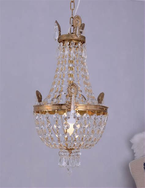 shabby chic chandelier french crystal chandelier basket chandeliers shabby chic chandelier vintage ebay