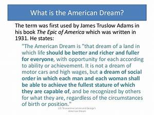 american dream essay thesis american dream essay topics civil  american dream essay thesis