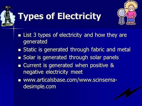 three types of electricity jeffdoedesign