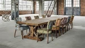 Comment Fabriquer Une Table De Ferme En Bois : table de ferme table ancienne table en bois naturel table monast re ~ Louise-bijoux.com Idées de Décoration