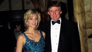 Donald Trump Made Out With Marla Maples as She Delivered ...