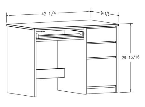 Desk Depth by Room Layout Housing At Purdue