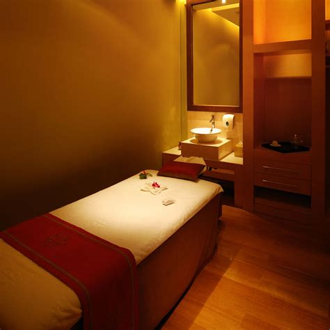Massage Area - Beijing Clubhouse - The Hong Kong Jockey Club