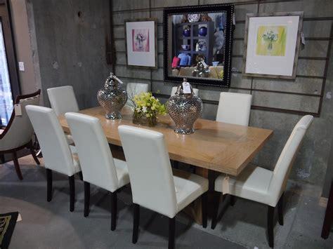 Black Leather Dining Room Set Dining Room Ideas